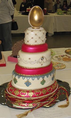 Baroque 2007 Cake And Sugar Art Show Austin Tx Cake By