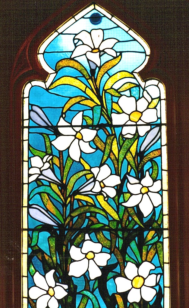 Easter Stained Glass Patterns