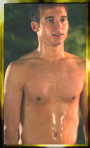daniel letterle shirtless