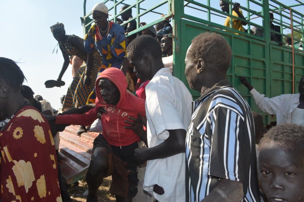 難民。氣候變遷。作者:Dorah Ntunga;圖片來源:樂施會 Oxfam International
