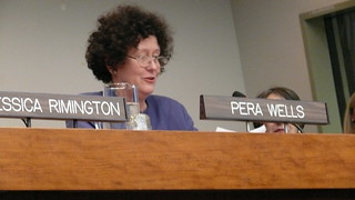 UN Our Common Humanity Forum - Pera Wells speaking | by danceinthesky