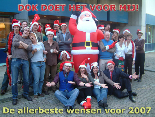 Merry Christmas from DOK, public library Delft | by DOK Delft