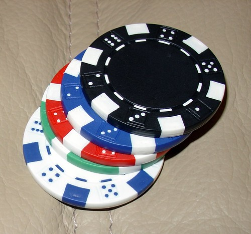Poker chips | by madnzany