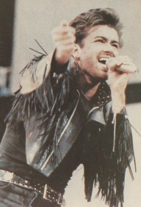 George Michael  Father Figure lyrics  LyricsModecom