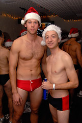 018- Santa Speedo Run 2006