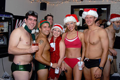 008- Santa Speedo Run 2006