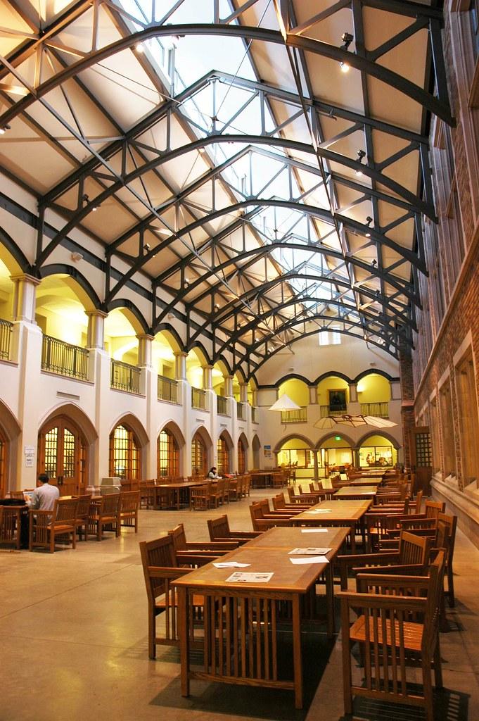 Mary Gates Hall Commons Study At The University Of Washington ISchool