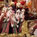 Nurenberg Christmas market - wooden Santas