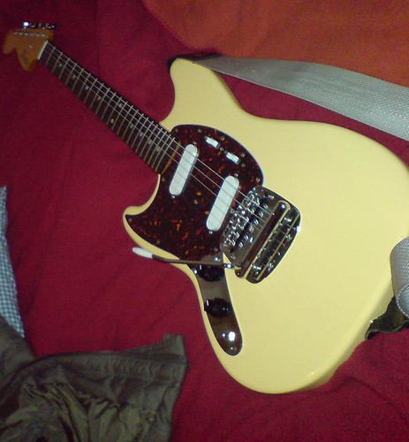 Fender Mustang | Flickr - Photo Sharing!
