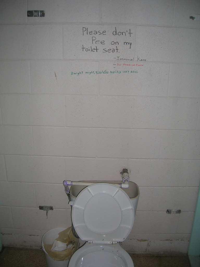 Don T Pee On My Seat Puns In The Mens Room Please Don T