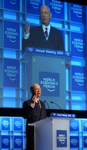 Klaus Schwab - World Economic Forum Annual Meeting Davos 2004 | by World Economic Forum