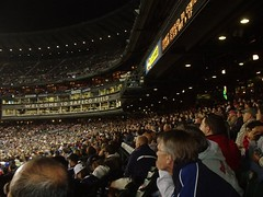 Safeco Baseball Game Audience | by Amit Chattopadhyay