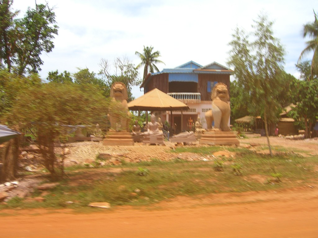 Cambodian big ass