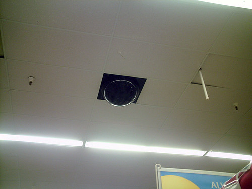 Security camera | by Clean Wal-Mart