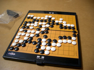 a game on 13x13 board | by torisan3500