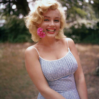 Marilyn Monroe Roxbury CT 1957 | by greta_g