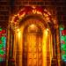 Porta da Igreja São Pedro