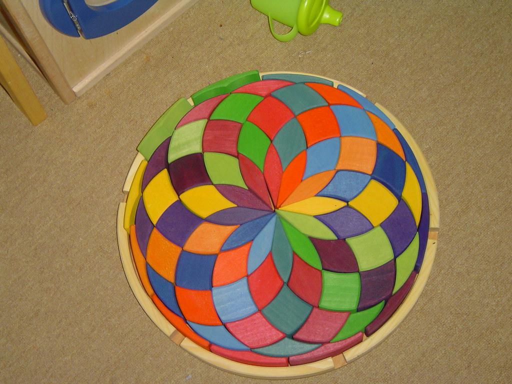 geometric colour