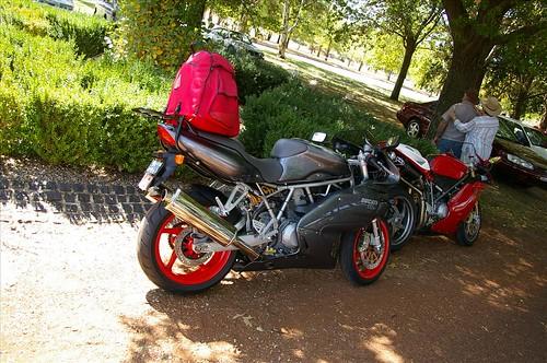 New Ducati Supersport