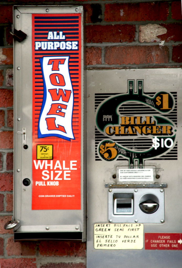 Car Wash Vending Machines For Sale
