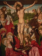 Crucifixion by Alfajarin Master (4) | by mharrsch