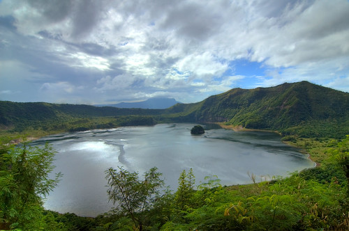 Taal Volcano | by joshbousel
