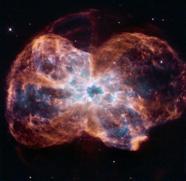Bow Tie Nebula
