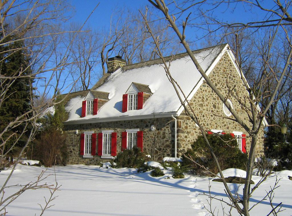 a stone house maison de pierre boucherville bouchervil flickr. Black Bedroom Furniture Sets. Home Design Ideas