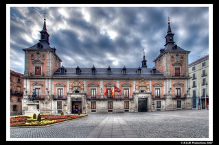 Madrid, city hall - HDR | by R.Duran
