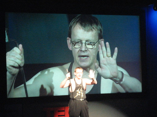 Hans Rosling | by pmo