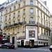 Champo cinema in Paris, exterior view