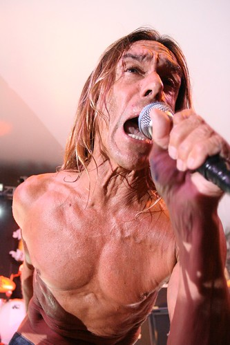 SXSW Music 2007 - Iggy Pop and the Stooges @ Stubbs | by Robert Scales