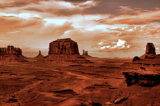 John Ford Point, Monument Valley, Arizona, USA | by Peter Bongers