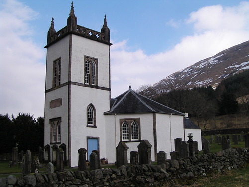 Cairndhu (aka Cairndow) church | by cassNT
