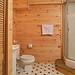 Cedar Cottage bath 1 of 2