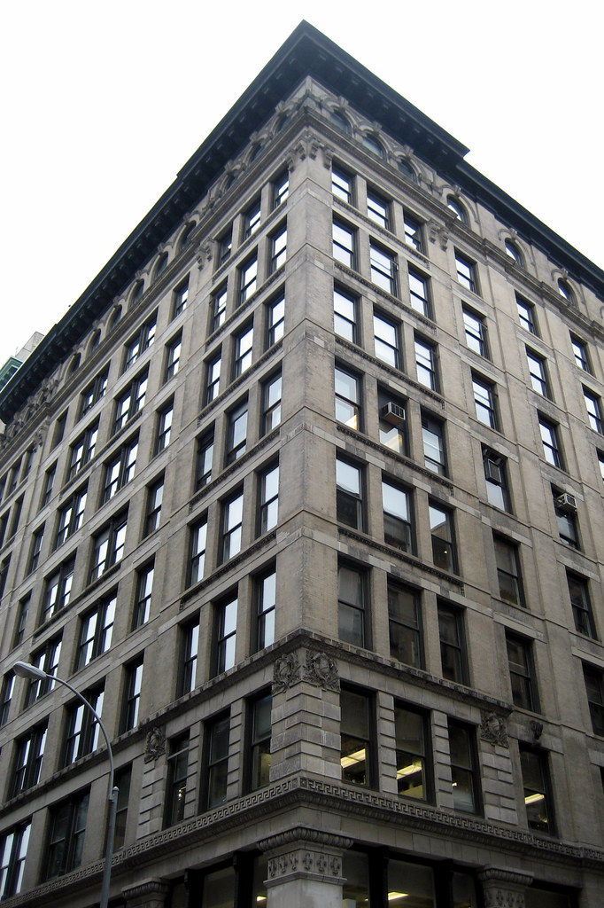 ... NYC - Greenwich Village: Brown Building / Triangle Shirtwaist Factory | by wallyg