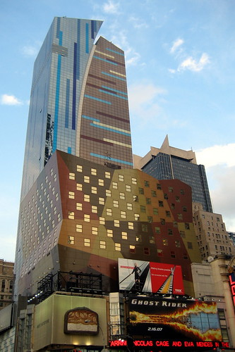 NYC - Times Square: Westin Hotel   Developed and owned by Ti…   Flickr