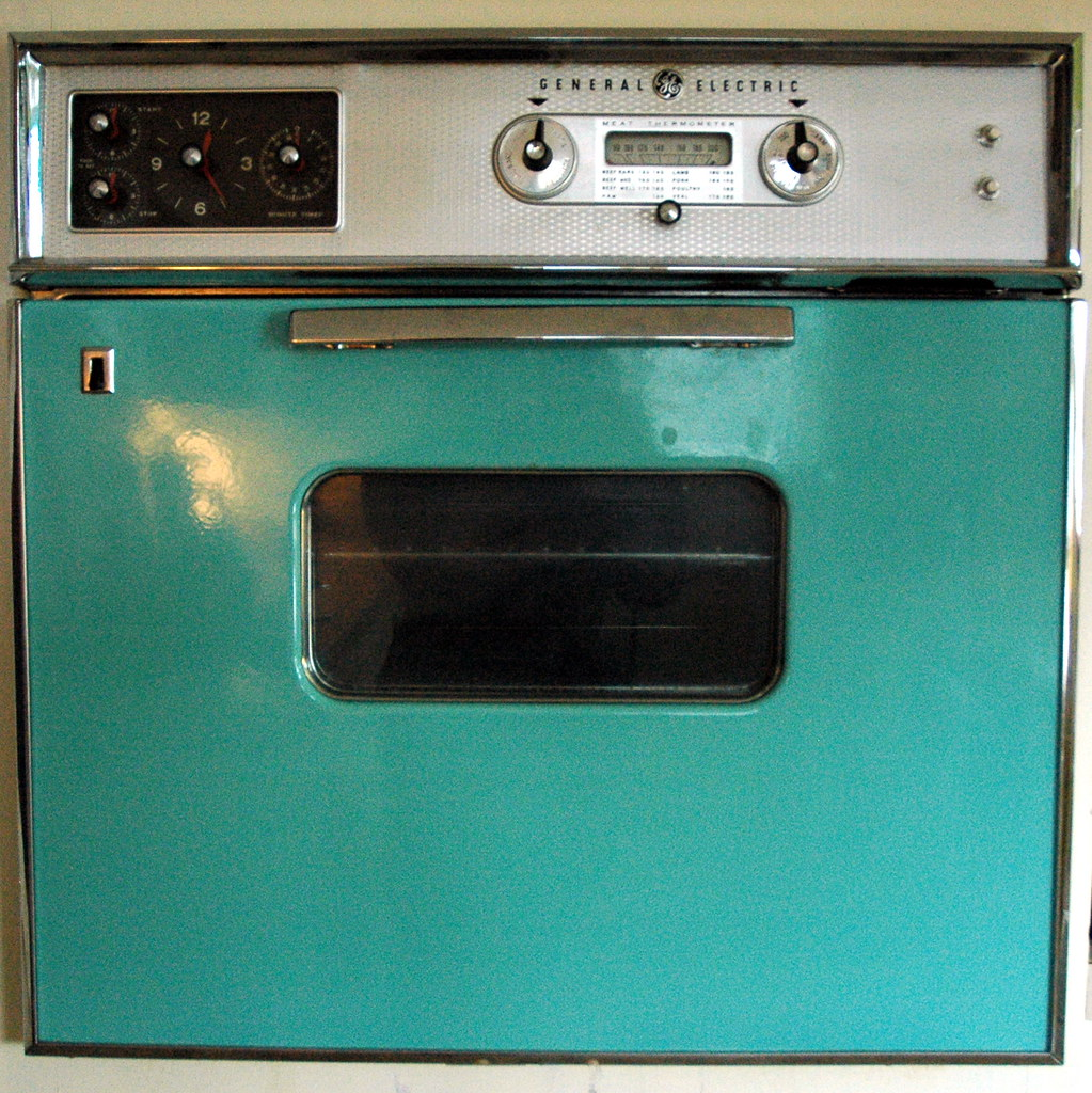 1960s Wall Oven Vintage Wall Oven | Flickr