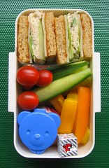 Sandwich lunch for toddler | by Biggie*