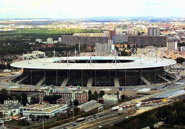 Estadio Saint Denis Flickr Photo Sharing