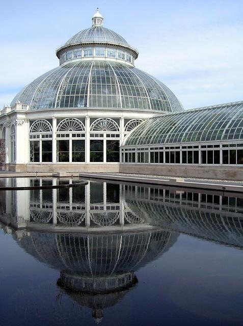 Enid A Haupt Conservatory Bronx Botanical Gardens Flickr