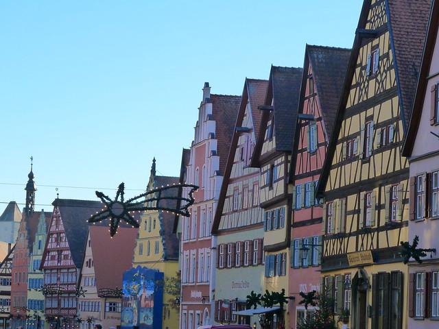 Dinkelsbühl (Franconia, Alemania)