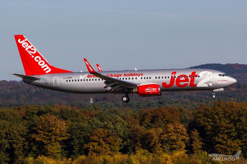 Jet2 - B738 - G-JZHH (1)
