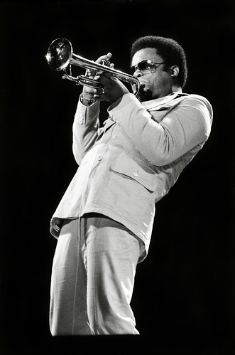 Freddie Hubbard | by Tom Marcello