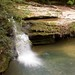 Lower Falls Pool (Caney Creek)