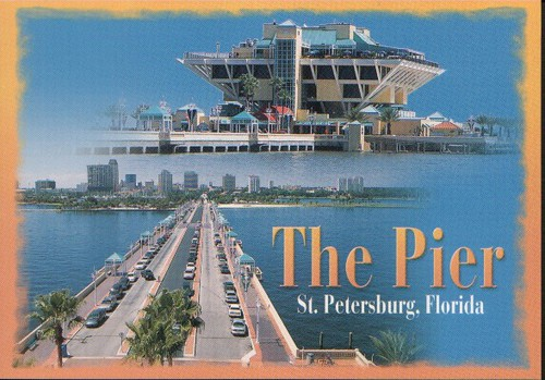 The Pier St Petersburg Florida One Of My Old Haunts