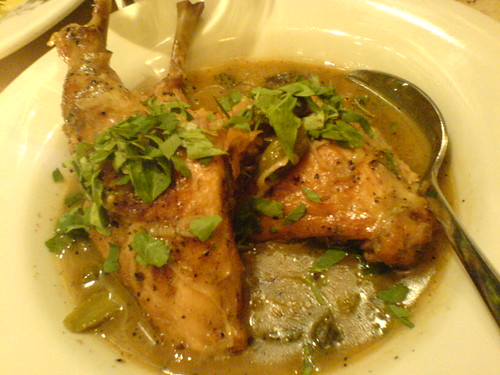 Braised Rabbit Legs in Vinegar Sauce | by clotilde