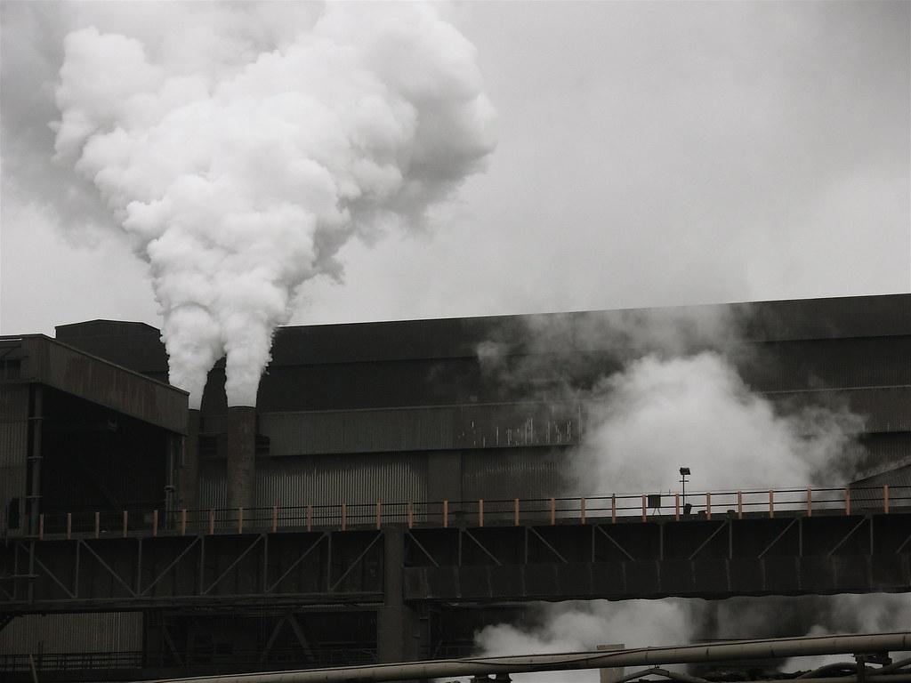 Teesside: Corus Steel