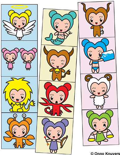 Cute Star Sign | These cute Greek Zodiac star signs are insp ...