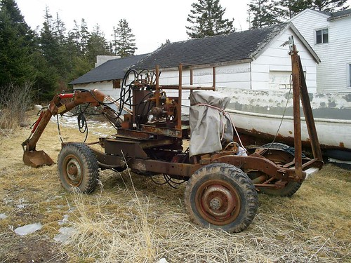 Homemade Back Hoe-2 | More of the same... | baroing | Flickr